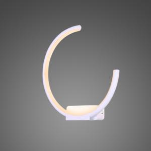Altavola Design: Kinkiet Ledowe Okręgi no. 1 biały