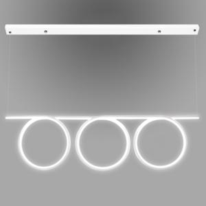 Altavola Design: Lampa Ledowe Okręgi No. 8 biały