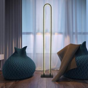 Lampa podłogowa Ledowa Brama 3k