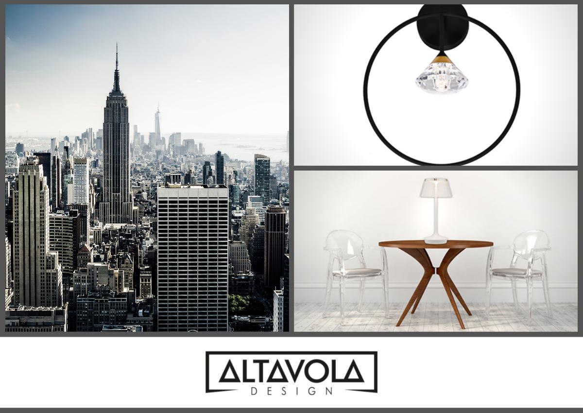 Styl nowojorski – jakie lampy wybrać?