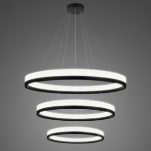 Ledowa lampa wisząca Billions No.3 100 cm - 4k ściemnialna Altavola Design
