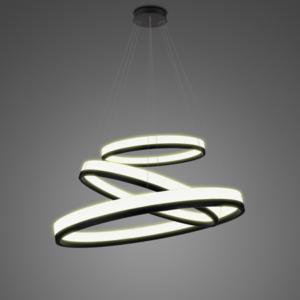 Ledowa lampa wisząca Billions No.3 80 cm - 3k ściemnialna Altavola Design