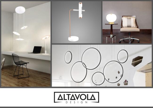 3 propozycje nowoczesnego oświetlenia biura