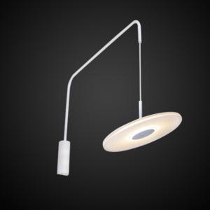 ALTAVOLA DESIGN: Minimalistyczny kinkiet LED – VINYL W