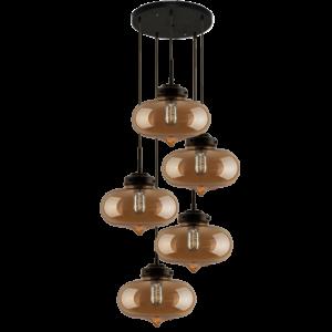 LONDON LOFT NO. 1 CO5 B – żyrandol Altavola Design