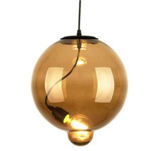 Modern Glass Bubble CO4 Mix żyrandol Altavola Design