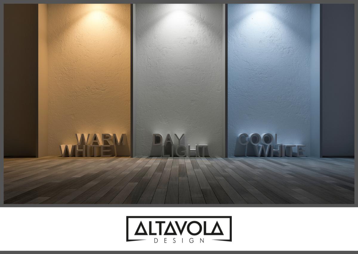 Barwy światła 3000 i 4000 Kelwinów - różnica i zastosowanie