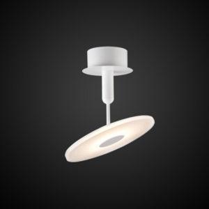 Minimalistyczna lampa LED sufitowa – VINYL CE Altavola Design